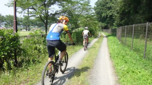 SPECIALIZED 2015 - Test Ride with Shingo-san@Sy-nak