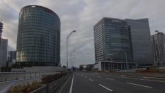 横浜本社のビル郡