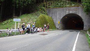 雛鶴峠で午前9時。大幅に遅れを取ってしまいました。・・・というかプラン時間の計算ミス?
