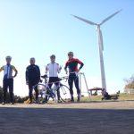 宮川公園の風力発電