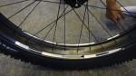 そのFatBoy SLの軽量化の一端を担っているであろうHEDのFat Bike用リム。