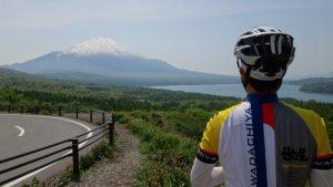 三国峠パノラマ台からの富士百景