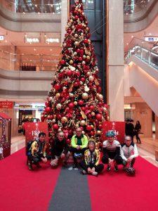 クリスマス前の羽田空港を満喫しました